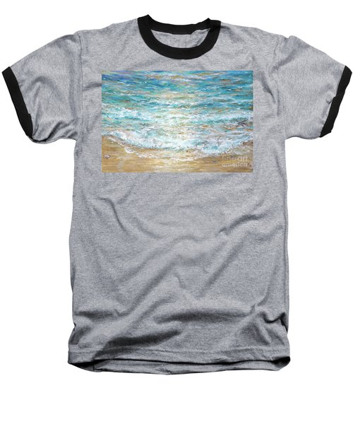 Beach Tide Baseball T-Shirt