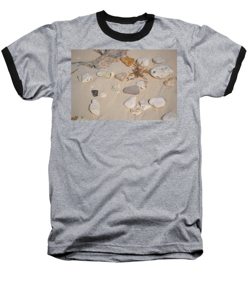 Beach Treasures 2 Baseball T-Shirt