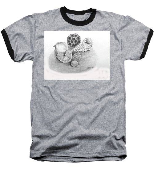 Beach Treasures Baseball T-Shirt