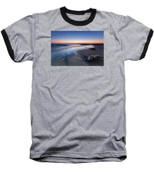 Beach View 2 Baseball T-Shirt