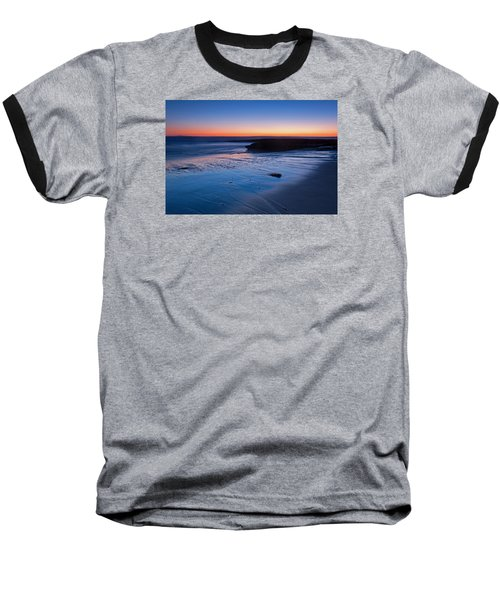 Beach View  Baseball T-Shirt