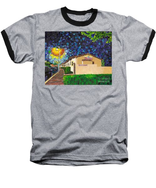 Beachcomber Motel Baseball T-Shirt