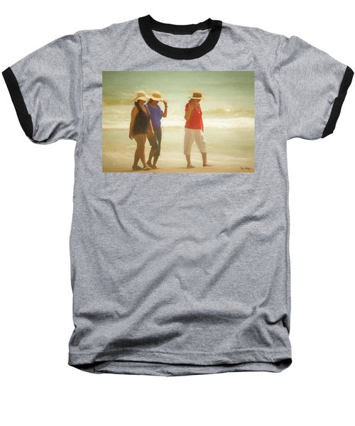 Beachcombers Baseball T-Shirt