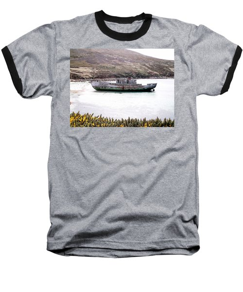 Beached Beauty Baseball T-Shirt