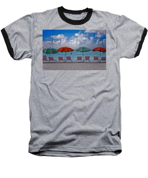 Beachie Keen Baseball T-Shirt