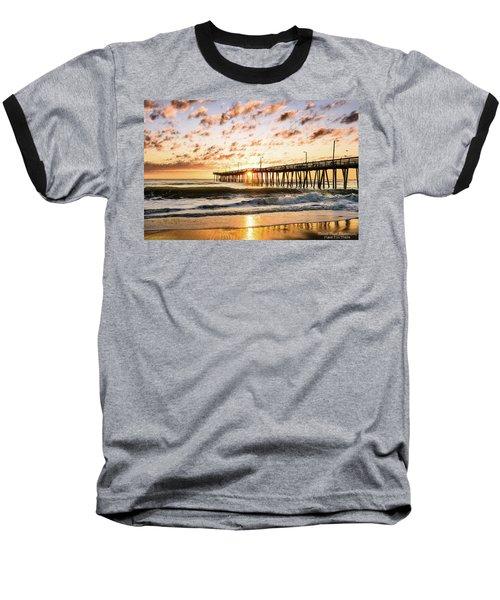 Beaching It Baseball T-Shirt