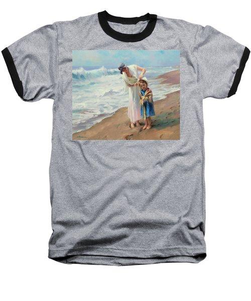Beachside Diversions Baseball T-Shirt