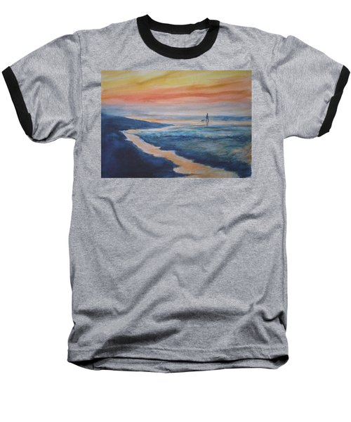 Beachwalker Baseball T-Shirt