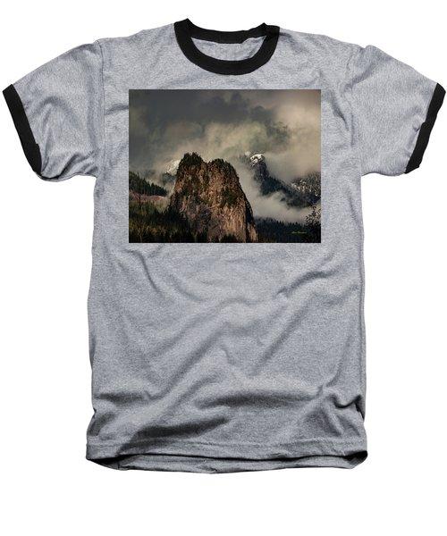 Beacon Rock Baseball T-Shirt