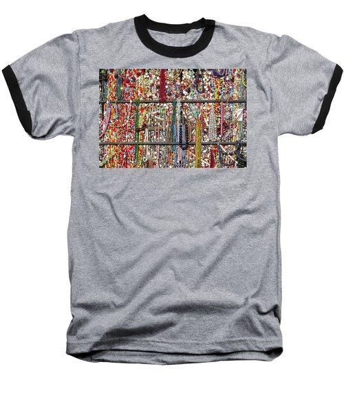 Beads In A Window Baseball T-Shirt