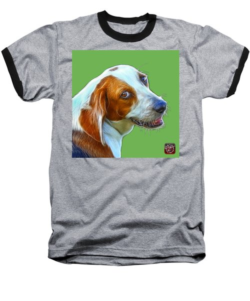 Beagle Dog Art- 6896 -wb Baseball T-Shirt