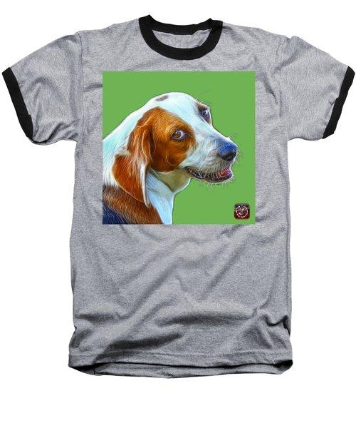 Beagle Dog Art- 6896 -wb Baseball T-Shirt by James Ahn