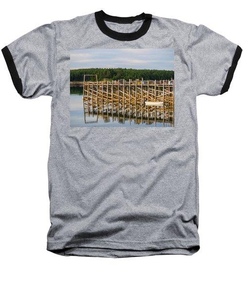 Beals Island, Maine  Baseball T-Shirt