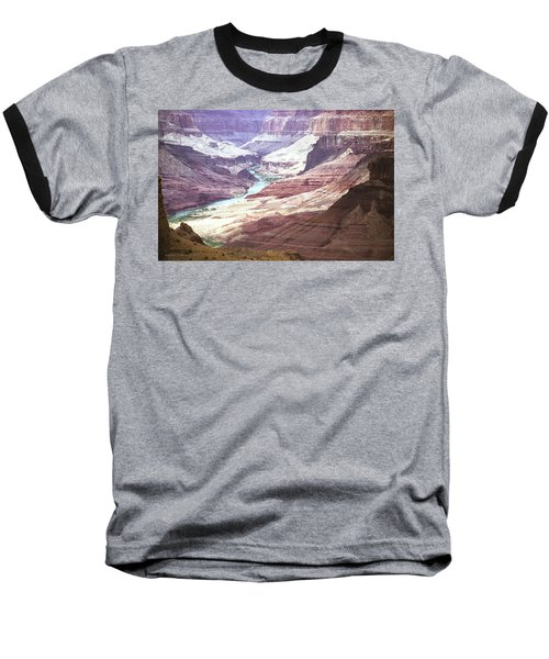 Beamer Trail, Grand Canyon Baseball T-Shirt