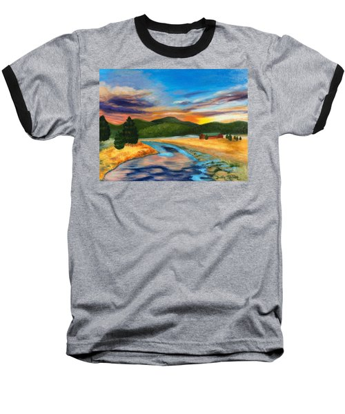 Bear Creek Colorado Baseball T-Shirt
