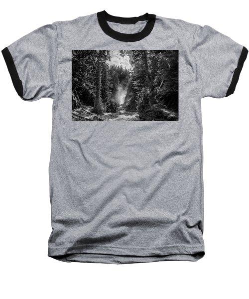 Bear Creek Falls As Well Baseball T-Shirt