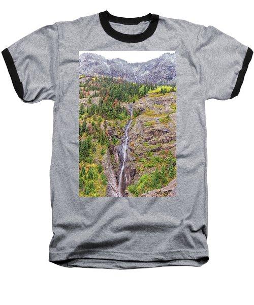 Bear Creek Falls Baseball T-Shirt