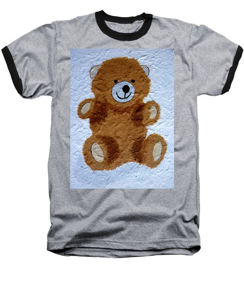 Bear Hug Baseball T-Shirt