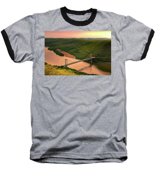 Bear Mountain Bridge Baseball T-Shirt