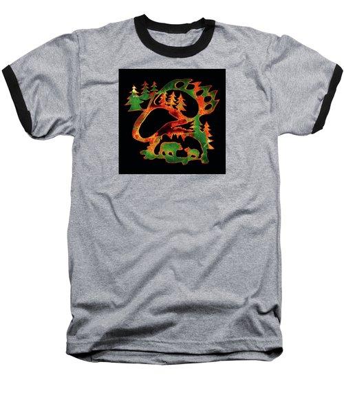 Irish Bears Baseball T-Shirt