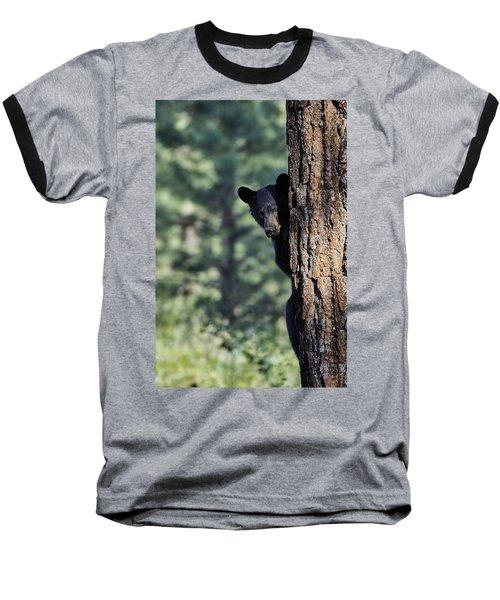 Bear4 Baseball T-Shirt