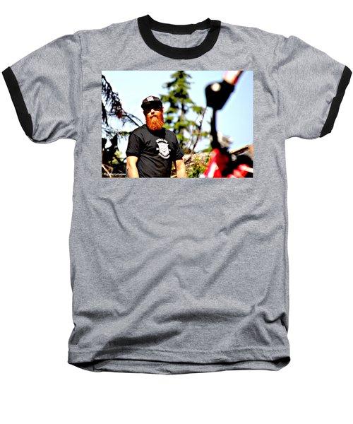 Bearclaw Fire Baseball T-Shirt