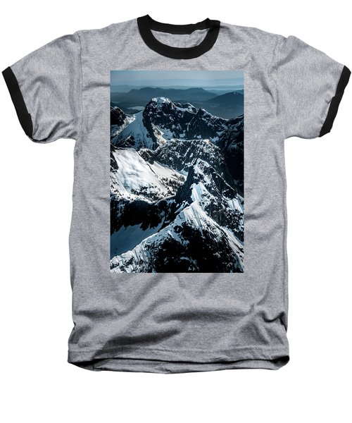 Beartooth Mountain Bc Baseball T-Shirt