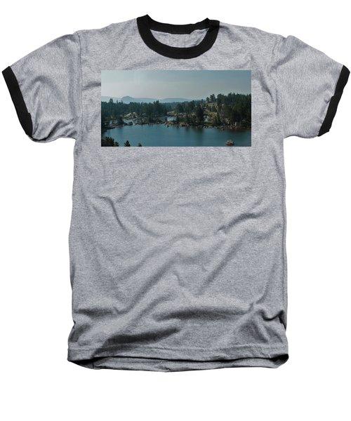 Beartooth Pond At 10,000 Feet Baseball T-Shirt