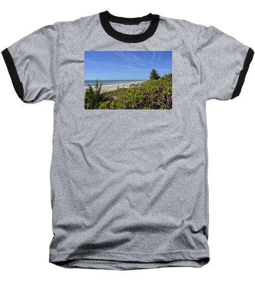Beautiful Beachy Afternoon Baseball T-Shirt