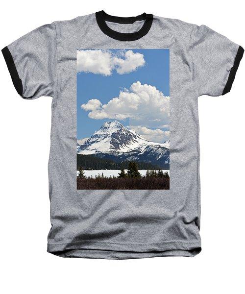 Beautiful Bow Lake Baseball T-Shirt
