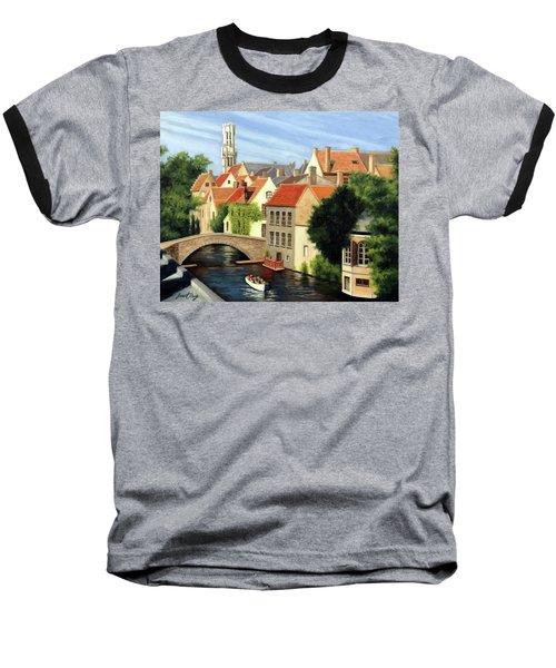 Beautiful Bruges Baseball T-Shirt