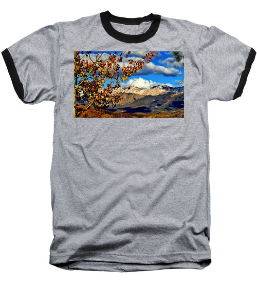 Beautiful Colorado Baseball T-Shirt