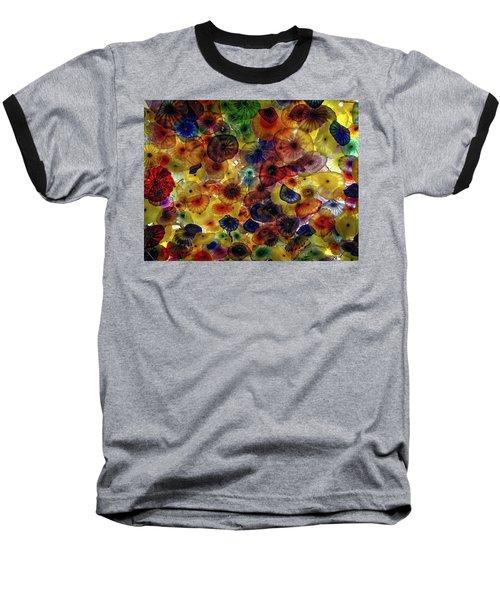 Beautiful Colors Baseball T-Shirt