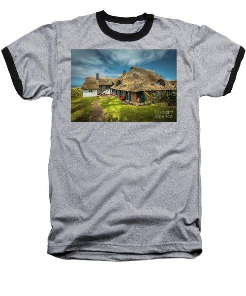 Beautiful Cottage Baseball T-Shirt