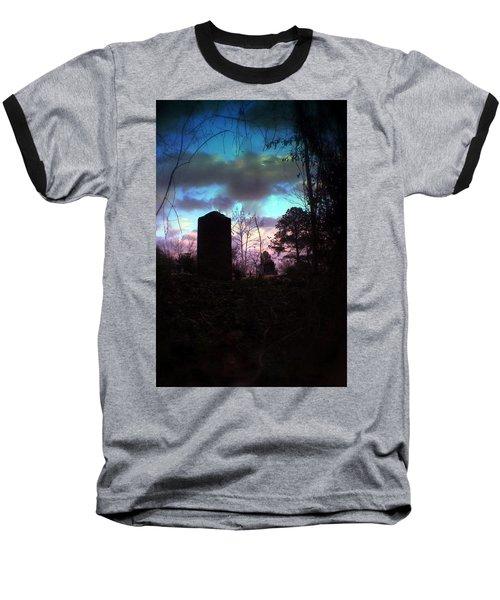 Beautiful Evening In The Graveyard Baseball T-Shirt