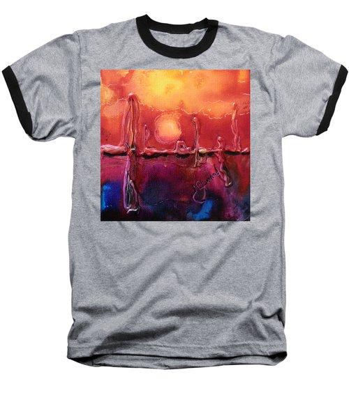 Beautiful Evening Baseball T-Shirt