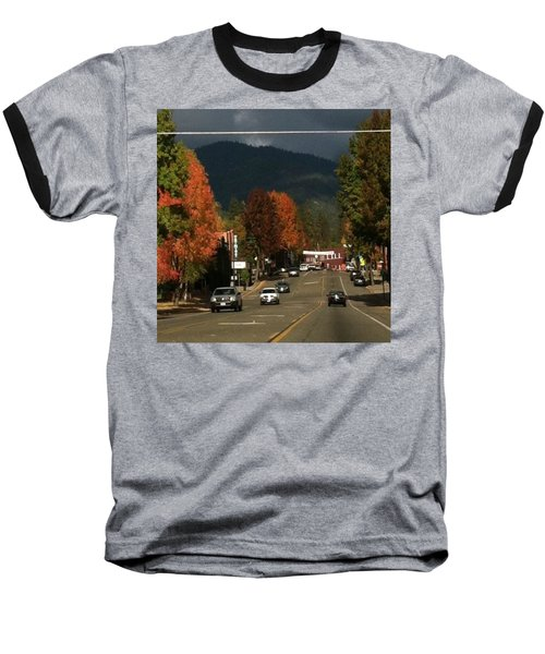 Beautiful Fall Day! Baseball T-Shirt