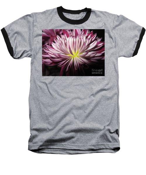 Beautiful Flower Baseball T-Shirt
