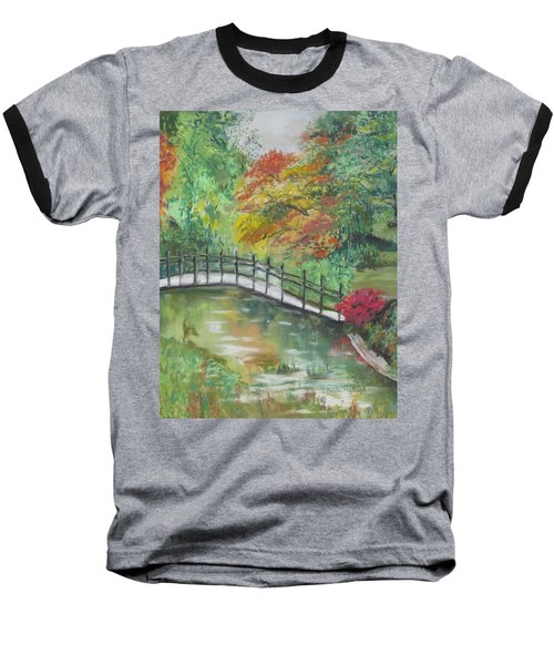 Beautiful Garden Baseball T-Shirt