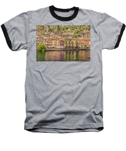 Beautiful Italy Baseball T-Shirt by Roy McPeak