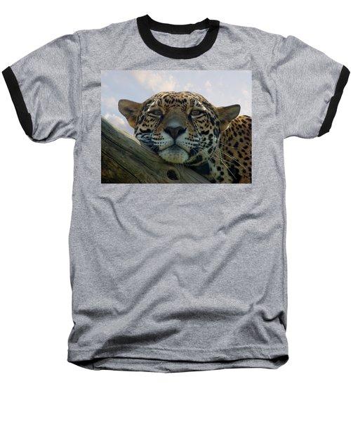 Beautiful Jaguar Baseball T-Shirt