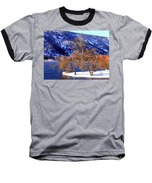 Baseball T-Shirt featuring the photograph Beautiful Kaloya Park by Will Borden