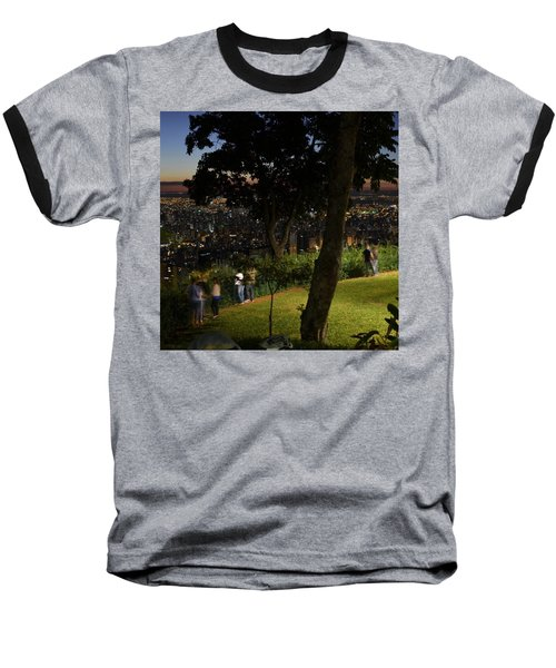 Beautiful Location In Bh #vistapoint Baseball T-Shirt