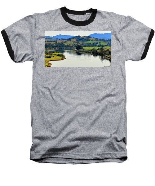 Beautiful Manning River 06663. Baseball T-Shirt