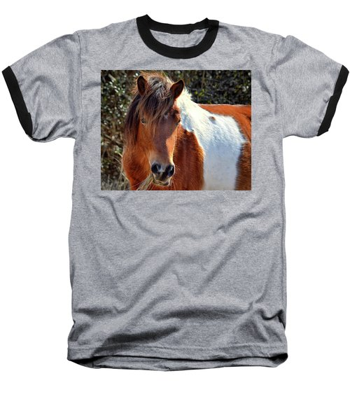 Beautiful Mare Ms. Macky Baseball T-Shirt
