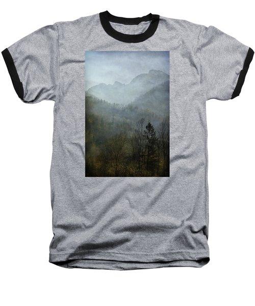 Beautiful Mist Baseball T-Shirt