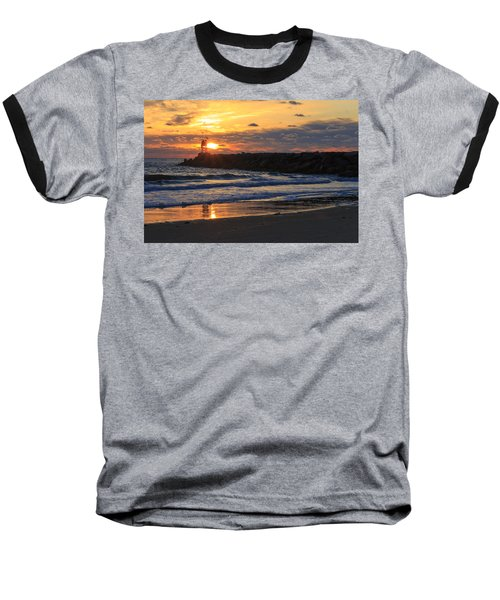 Beautiful Morning Baseball T-Shirt