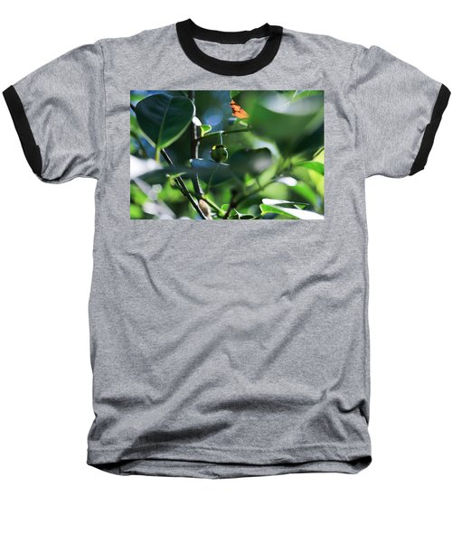 Beautiful Nature Baseball T-Shirt by Christopher L Thomley