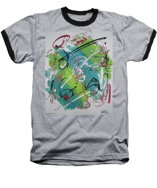 Beautiful Noise Baseball T-Shirt