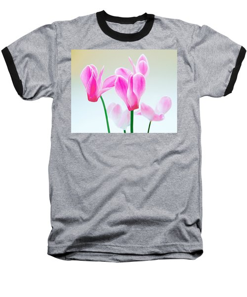 Beautiful Pink Baseball T-Shirt